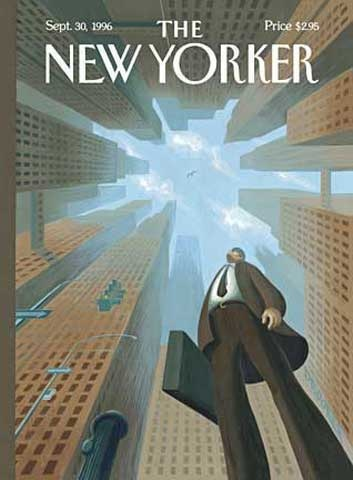 The New Yorker #graphisme #design
