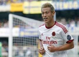 ¡Bomba! Pachuca contrata al japonés Keisuke Honda