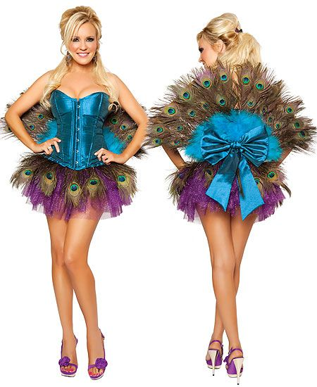 Peacock Halloween Costume: Peacock Costumes, Dresses, Love It, Cute Halloween Costumes, Peacock Halloween Costumes, Shorts Skirts, Halloween Ideas, Costumes Ideas, Popular Pin