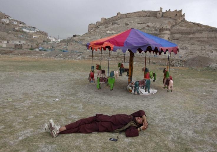Kabul.  (photography: Reuters)