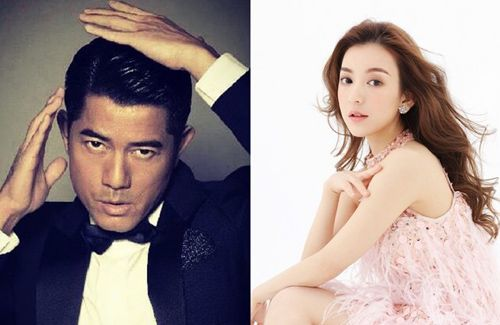 Aaron Kwok, Moka Fang Apply for Marriage Registration