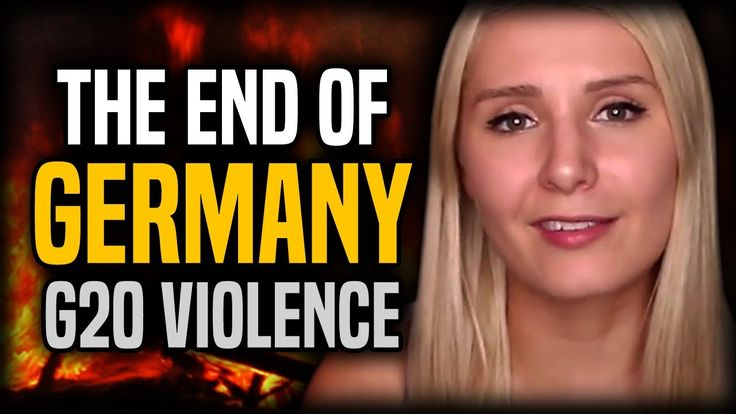 The End of Germany: G20 Violence | Lauren Southern and Stefan Molyneux