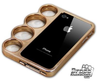 Brass Knuckle Cases