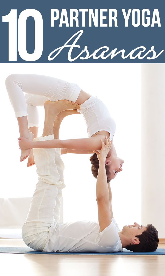 10 Partner Yoga Asanas You Should Try