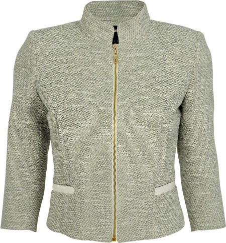 Look ultra polished in a tapered bomber - R4 299, Ted Baker