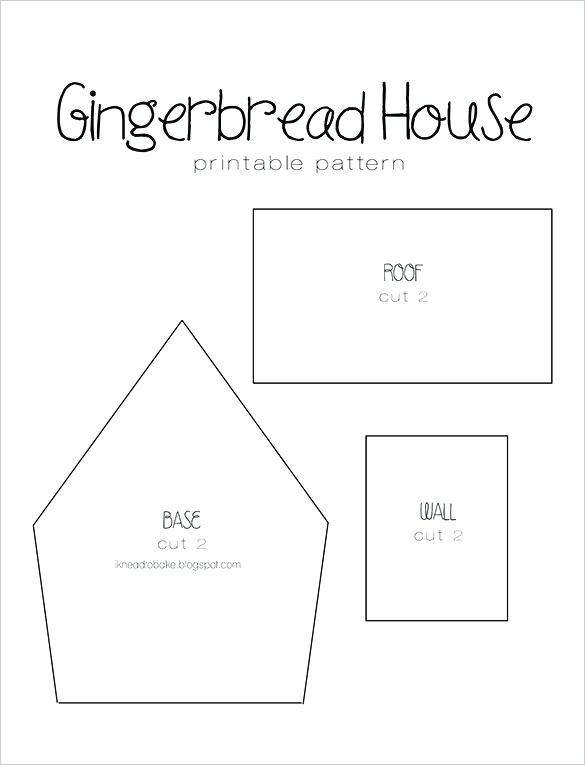 Simple House Pattern