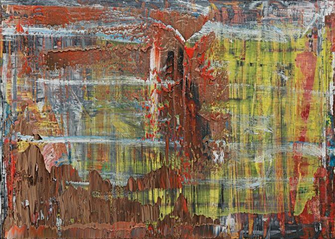 Αφηρημένη ζωγραφική (2009)