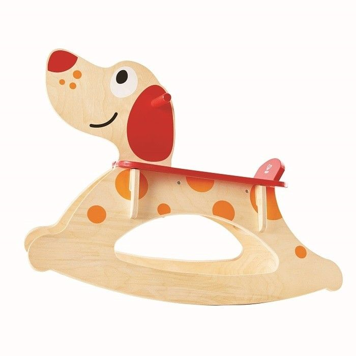Who doesn't love a rocking dog! #entropywishlist #pintowin #theodores1stxmas