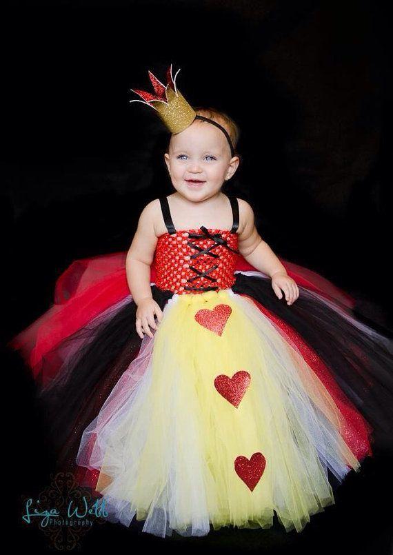 queen of hearts - Pageant Girl Halloween Costume