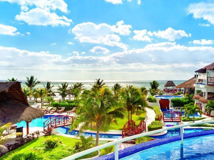 Travel Inspiration Wanderlust El Dorado Resort Mexico