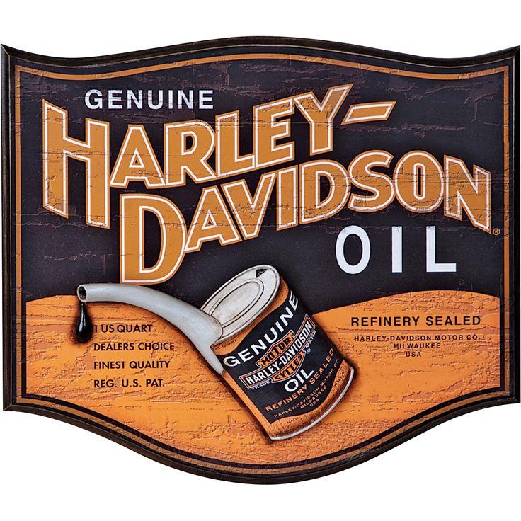 Harley-Davidson Oil                                                                                                                                                                                 Mais