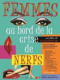 FEMMES AU BORD DE LA CRISE DE NERFS UN FILM DE PEDRO ALMODÓVAR (ESPAGNE, 1988)