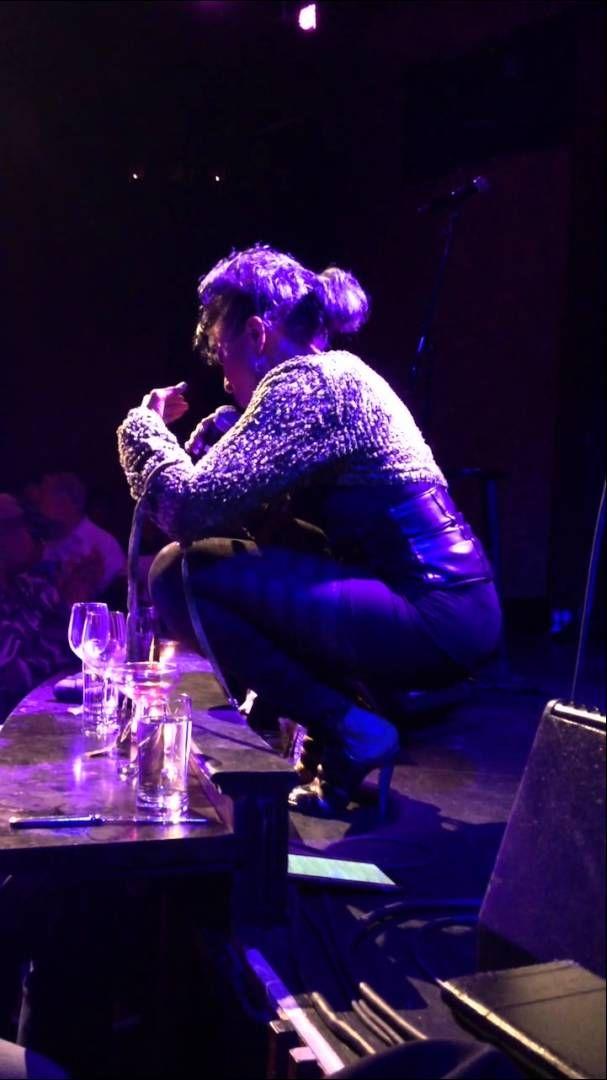Nona Hendryx Keep It Confidential Live at Joe's Pub NYC HD