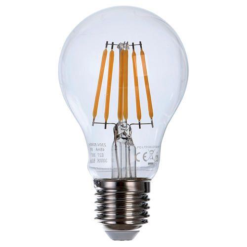 Bombilla Led 8w Gota Hilamento E27 Lucesnavidenas Decoracionesluminosas Lucesnavidad Navidad Luces Iluminacionnavidad Christmas Led Light Bulb Lighting