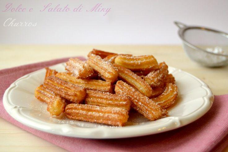 Churros, ricetta spagnola | Dolce e Salato di Miky