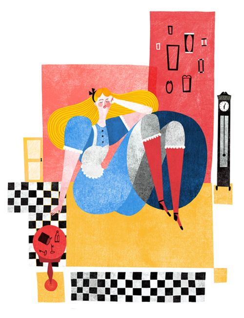 Press / Diari Tarragona by Maria Corte Maidagan, via Behance