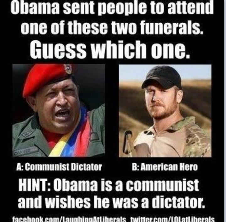 Obama is a communist asshole
