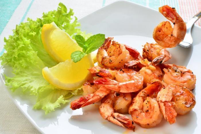 Honey-Glazed Shrimp Recipe from 7 Frozen Shrimp Recipes (Slideshow)