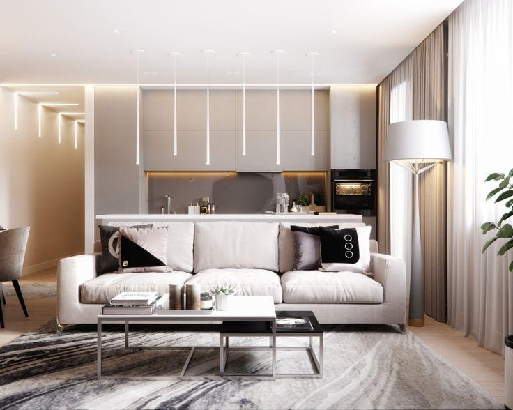 Modern interior - Галерея 3ddd.ru