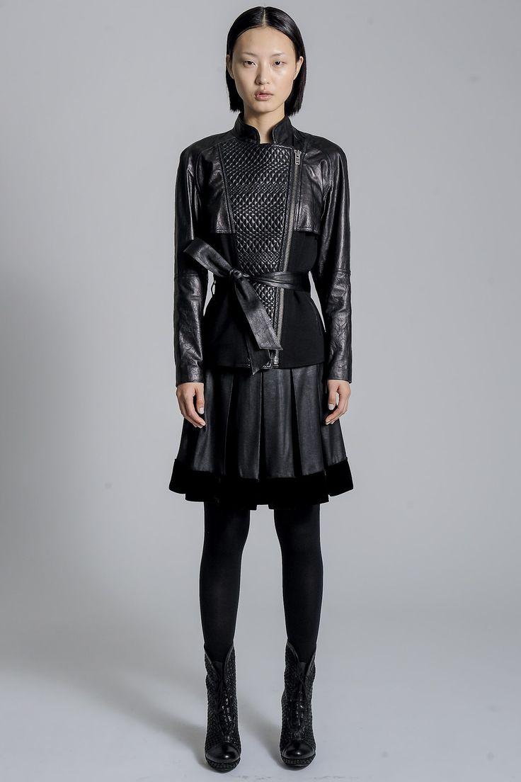 Catherine Malandrino Fall 2013 Ready-to-Wear Collection Photos - Vogue