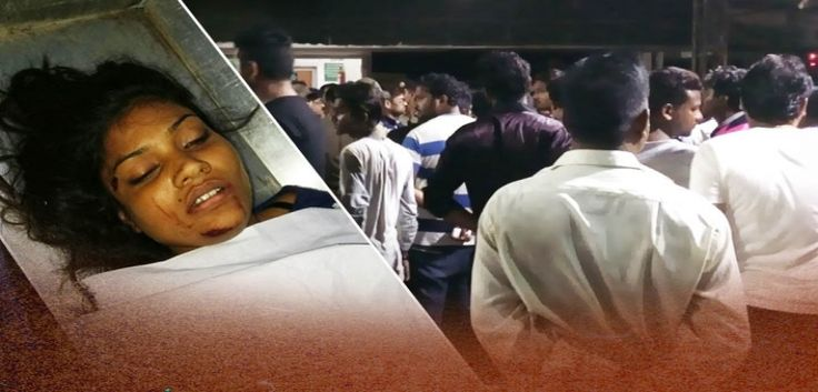 The mysterious death of an engineering girl student of C V Raman Engineering College