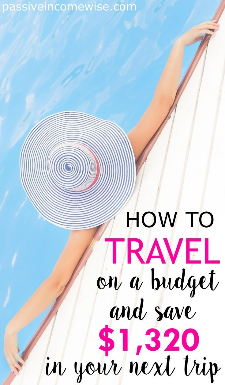 You can travel on a budget and still enjoy it! Many of out trips are like this, on a budget. That's the reason why we can do more than 10 trips per year.