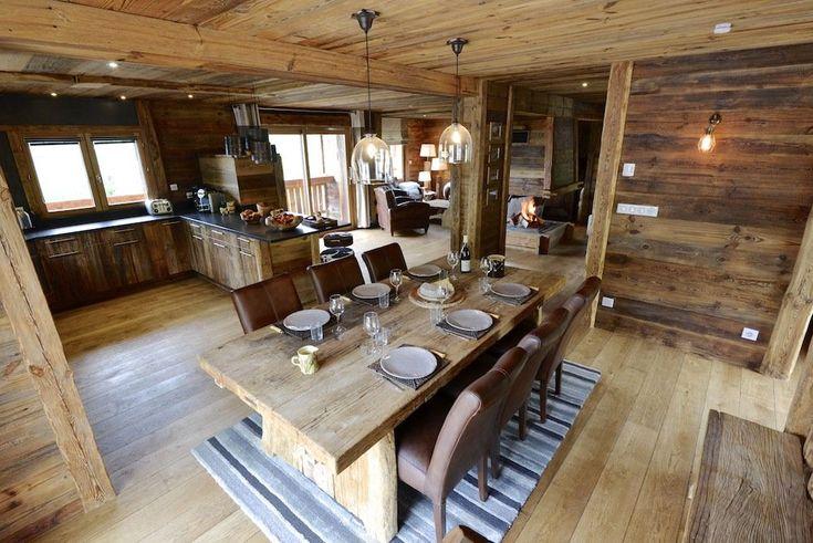 Bellissima casa di #montagna vicino alle piste da scii a Le Grand Bornand Village, #Aravis, #Francia