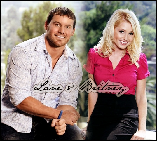 Britney and lane dating