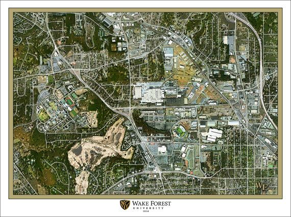 how to get into wake forest university