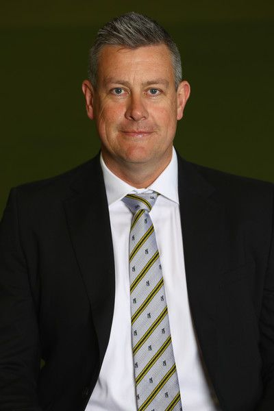 Ashley Giles Photos Photos - Ashley Giles, Sport Director of Warwickshire during the Warwickshire County Cricket photocall at Edgbaston on March 30, 2017 in Birmingham, England. - Warwickshire CCC Photocall