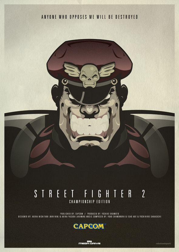 Comic Con Retro Video Game Posters