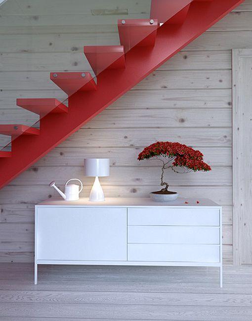 Sal n comedor y cocina integrados en un espacio de doble - Salon comedor decoracion ...
