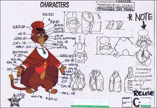 """""""American Tail: Fievel Goes West"""" 