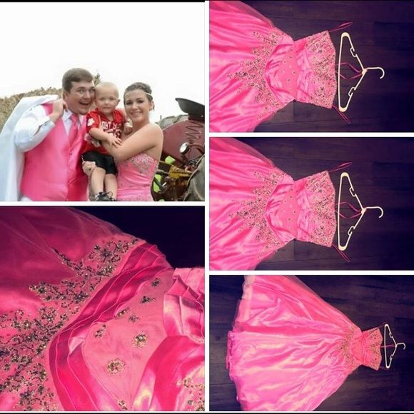 Prom dress Worn once in great condition Dresses Prom