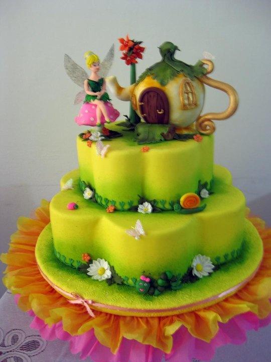.Fairy Cake