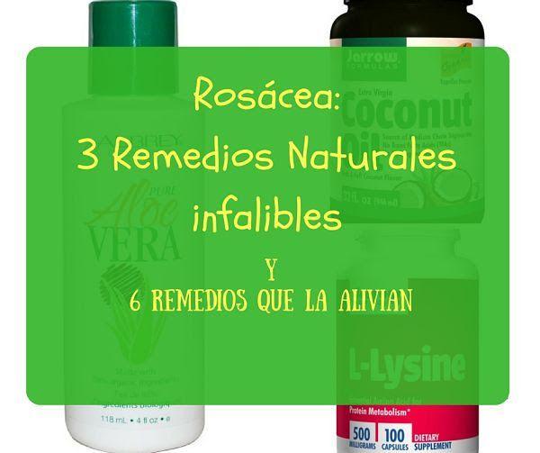 Curar La Rosacea Rosácea Remedios Para La Rosácea Cremas Para La Rosacea