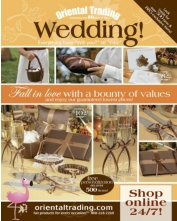 Oriental Trading Wedding Catalog