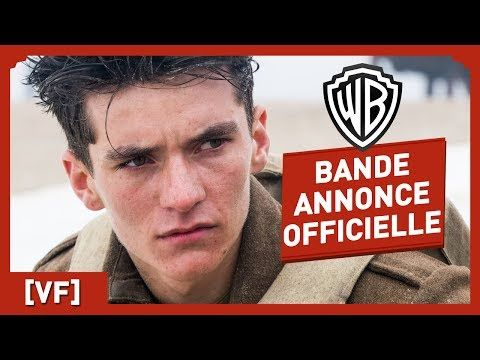 Dunkerque - Bande Annonce Officielle (VF) - Christopher Nolan - YouTube