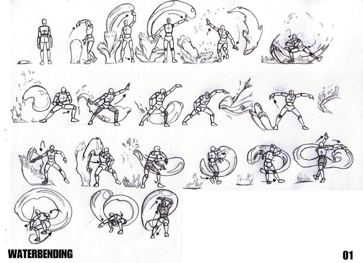 Pin by April Borchelt on epic poses Avatar legend of