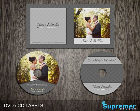 25 beautiful cd labels ideas on pinterest cd design cd cover use this wedding dvd cd label template to give your customers a professional looking cd pronofoot35fo Choice Image