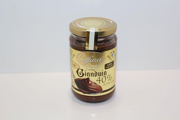 CREMA GIANDUIA 40% - http://www.caffeciok.it/wp001_caffeciok_ecommerce/shop/creme-cioccolata/crema-gianduia-40/