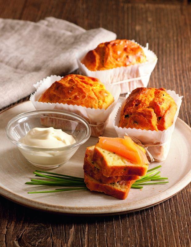 Mini plum cake con ricotta e salmone affumicatohttp://www.cucchiaio.it/ricetta/ricetta-mini-plum-cake-ricotta-salmone-affumicato/