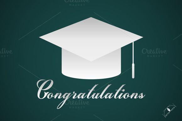 Congratulations graduation cap @creativework247