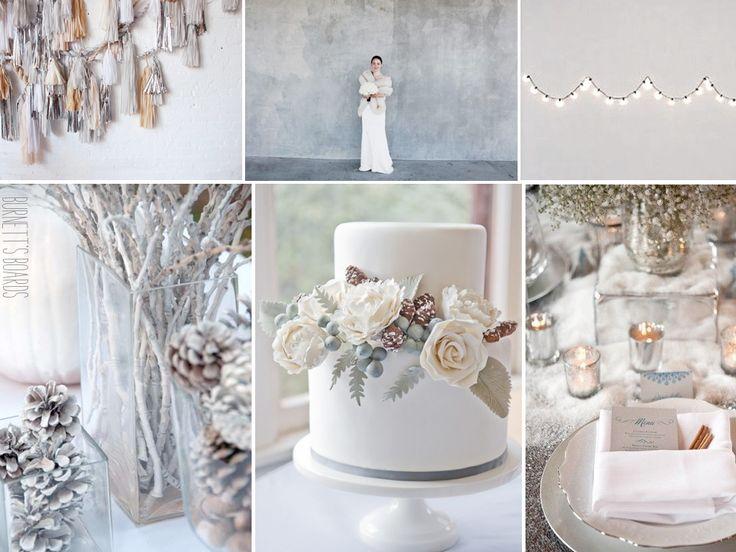 white winter wedding inspiration http://burnettsboards.com/2012/12/frost/
