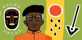 Happy B-Day Chinua Achebe :)