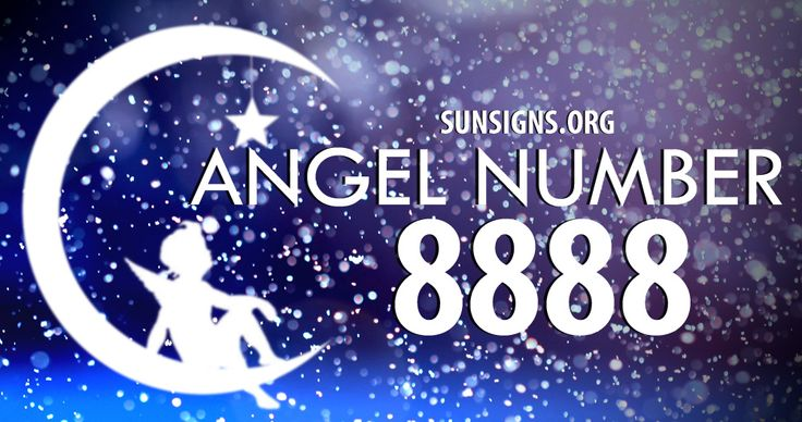 Angel number 8888 is a Karmic number that is associated with abundance, wealth, money, financial stability, windfall and good fortune.