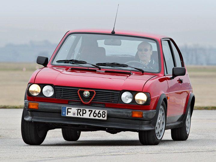 Alfa Romeo Alfasud Ti #alfa #alfaromeo #italiandesign