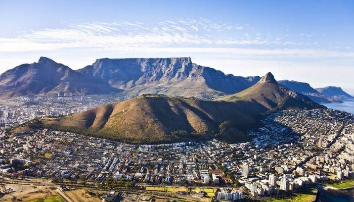Kapsztad, Republika Południowej Afryki