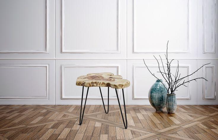 Elegant & Fleksibelt Dette dejlige bord stammer fra BlackSea møbelserien og er designet til at give charme til enhver bolig.  #interiør #bord #møbler
