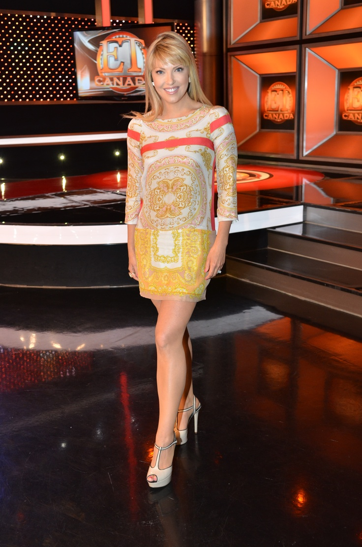 What do you think of Cheryl Hickey's dress? We love it! # ...